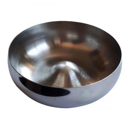 Миска металлическая