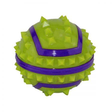 Мяч с шипами для массажа десен