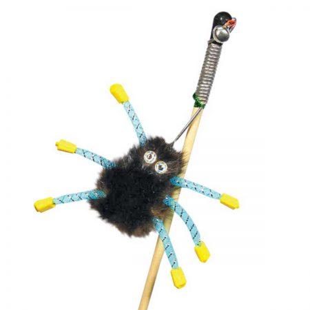 Норковый паук на верёвке